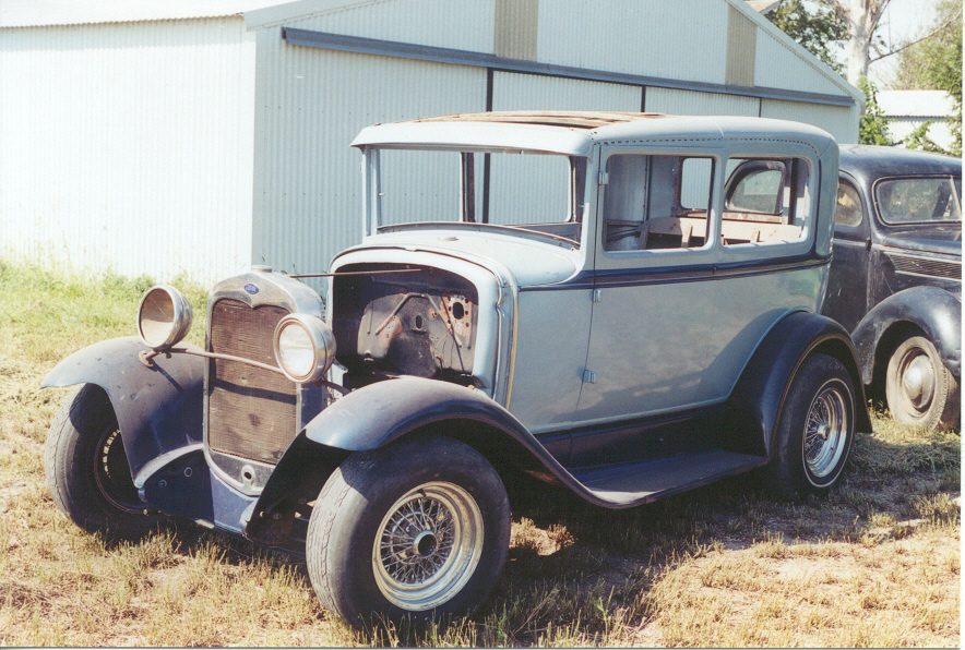 for sale 1930 ford 2 door sedan