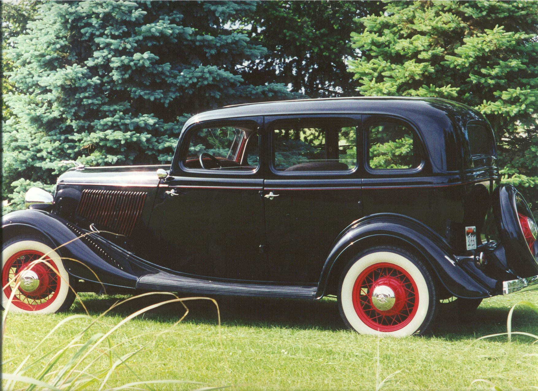 for sale 1933 ford 4 door sedan